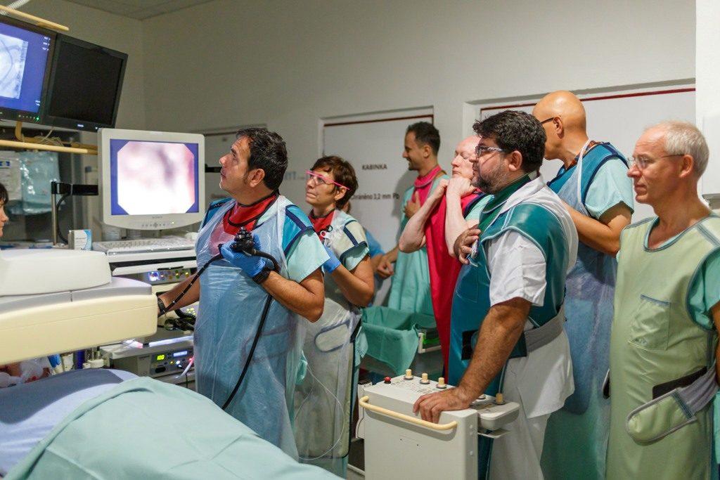 gastrocentra Nemocnice ve Frýdku-Místku