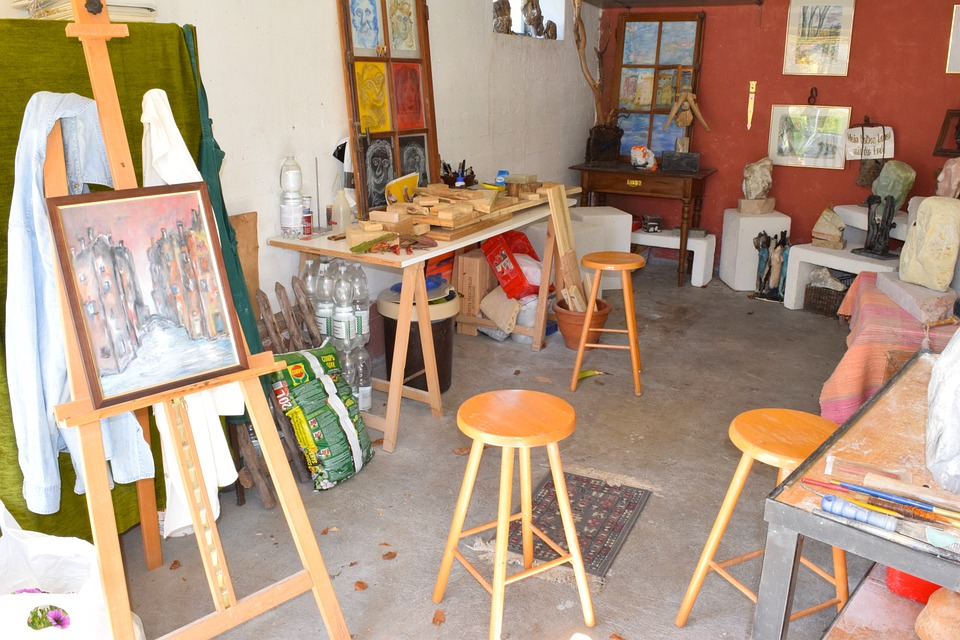 aukce výtvarných děl