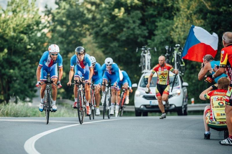 cyklistika frýdek místek
