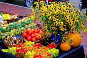 Farmářské trhy ve Frýdku-Místku začaly