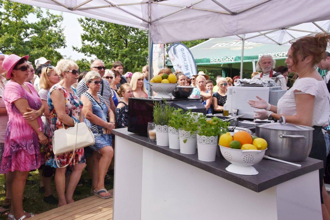 Gastrofestival Frýdek-Místek plný chutí a Beskydské rekordy