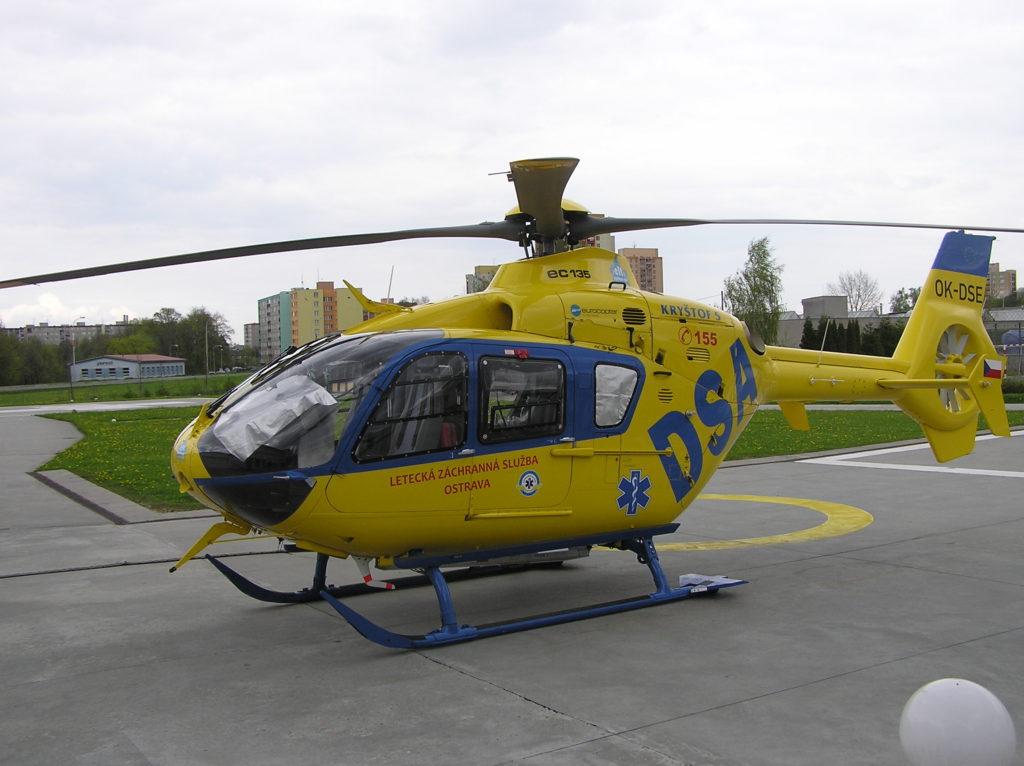Záchranná služba Ostrava