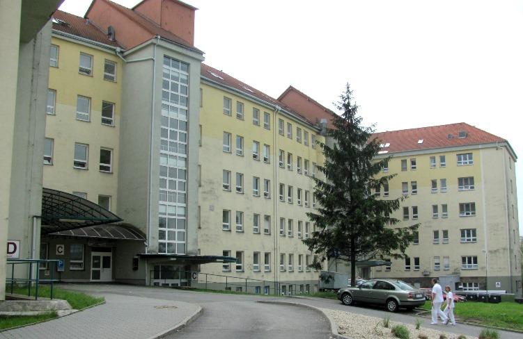 Nemocnice F-M