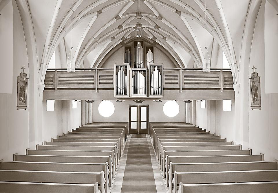 nový kostel