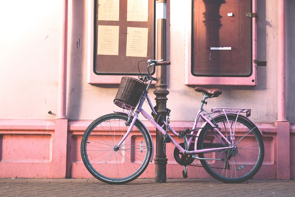 Opět jsou k dispozici růžová kola
