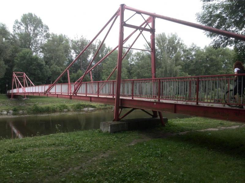 oprava mostu frýdek místek