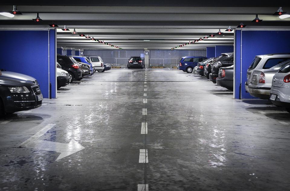 Nová parkoviště v Ostravě