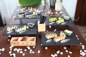 Otázky týkající se konzumace sushi a odpovědi na ně