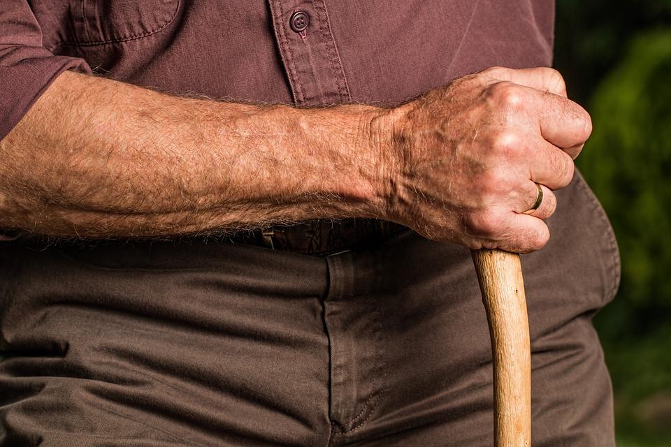 ulehčení pro seniory